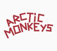 Arctic Monkeys - Red by 0llie
