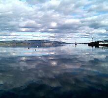 River Clyde, Scotland by kieransdaddy