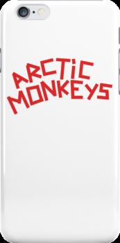 Arctic Monkeys - Red by 0llie