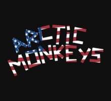 Arctic Monkeys - America by Ollie Vanes