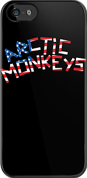 Arctic Monkeys - America by 0llie