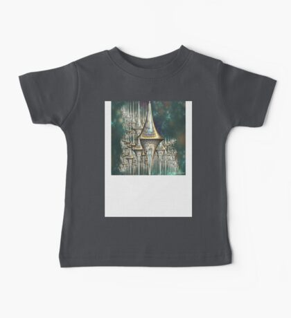 SPIKES SPIRES 2 4 Baby Tee
