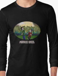 Mobro Tee with insignia Long Sleeve T-Shirt