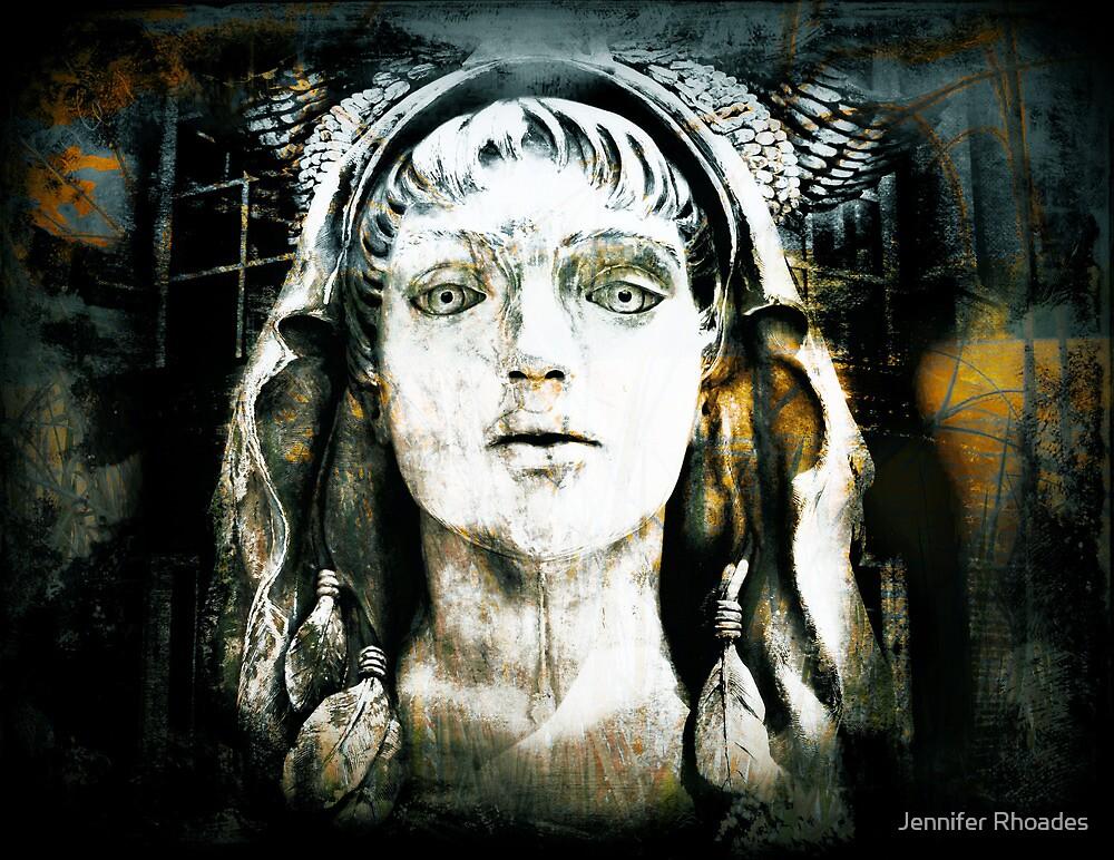 Sorrows of Stone by Jennifer Rhoades
