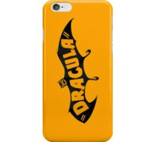 Vintage 1938 Dracula Bat iPhone Case/Skin
