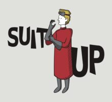 Suit Up Original by Lindsay Rabiega
