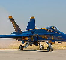 Blue Angels - Gentlemen Start Your Engines by Buckwhite