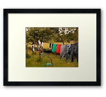 Other Peoples Business #9 Framed Print