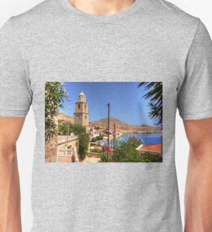 Nimborio Roloi Unisex T-Shirt