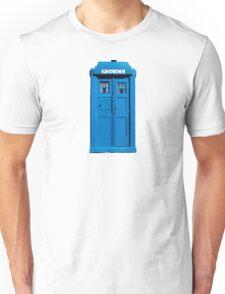 Traditional UK Police Box Unisex T-Shirt