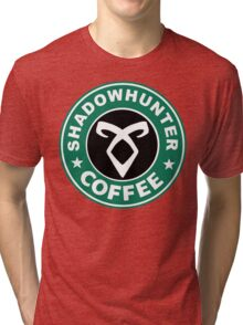 Shadowhunter Coffee Tri-blend T-Shirt