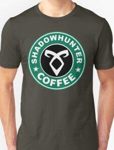 Shadowhunter Coffee Unisex T-Shirt