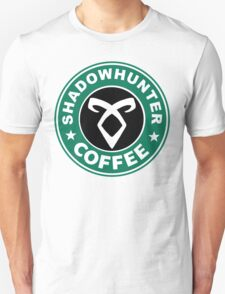 Shadowhunter Coffee Unisex T-Shirt