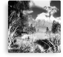 Here and There Canvas Print