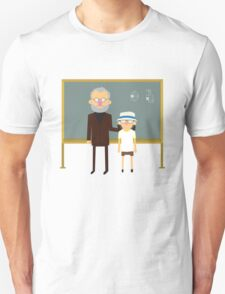 'The Royal Tenenbaums' tribute Unisex T-Shirt