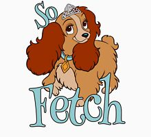 So Fetch Womens Fitted T-Shirt