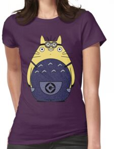 Totominion Womens Fitted T-Shirt