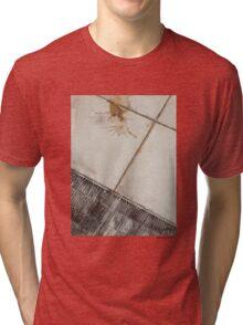 Coffee Spill Tri-blend T-Shirt