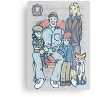 Anderson Family Portrait Metal Print