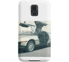 DMC Back to the future Samsung Galaxy Case/Skin