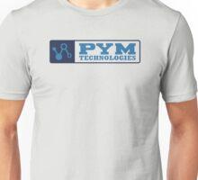 Pym Tech Blue Logo Unisex T-Shirt