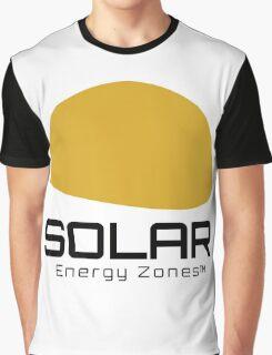 Solar Energy Zones Graphic T-Shirt