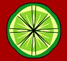 Simple Lime Vector by MorganH456