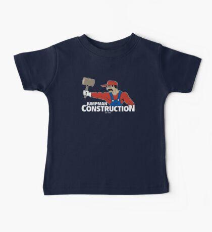 Jumpman Construction Baby Tee