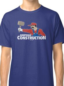Jumpman Construction Classic T-Shirt
