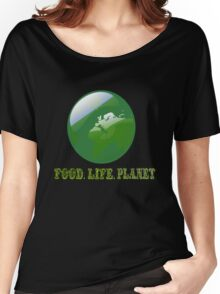 Grow Campaign Women's Relaxed Fit T-Shirt