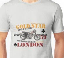 BSA Gold star T shirt Unisex T-Shirt