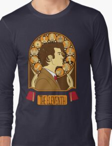 The Eleventh Doctor Long Sleeve T-Shirt