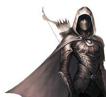 nightingale armor  by adwadf