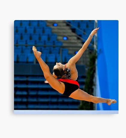 Rhythmic Gymnastics World Cup 2012  Canvas Print