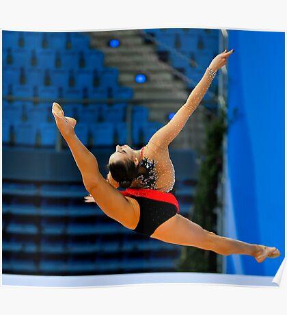 Rhythmic Gymnastics World Cup 2012  Poster