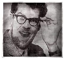 ROLF HARRIS by OTIS PORRITT