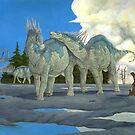 Amargasaurus Cazaui by A V S TURNER