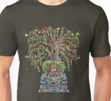 Aztec World Tree Unisex T-Shirt