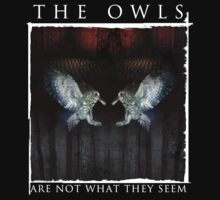 The Owls Are Not What They Seem by Brainraid