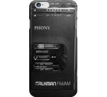 Phony Talkman iPhone Case/Skin