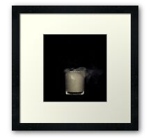 Liquid Smoke 2 Framed Print