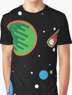 The Final Frontier Graphic T-Shirt