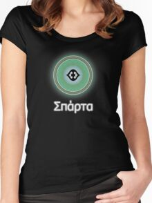 Sparta Women's Fitted Scoop T-Shirt