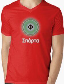 Sparta Mens V-Neck T-Shirt