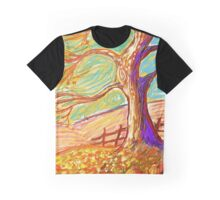 The 3 Pumpkins of Fall  Graphic T-Shirt