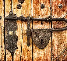 Antique locks by Maria  Gonzalez