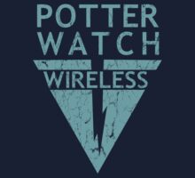Potterwatch Wireless (Distressed Version) Baby Tee