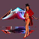 The Circus Ringmistress by Fotasia