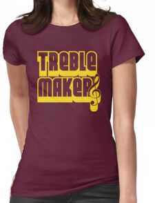 Treblemakers Womens Fitted T-Shirt