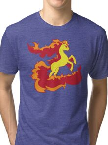 My Little Rapidash Tri-blend T-Shirt